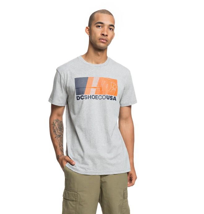 0 High Value - T-Shirt voor Heren Black EDYZT03858 DC Shoes