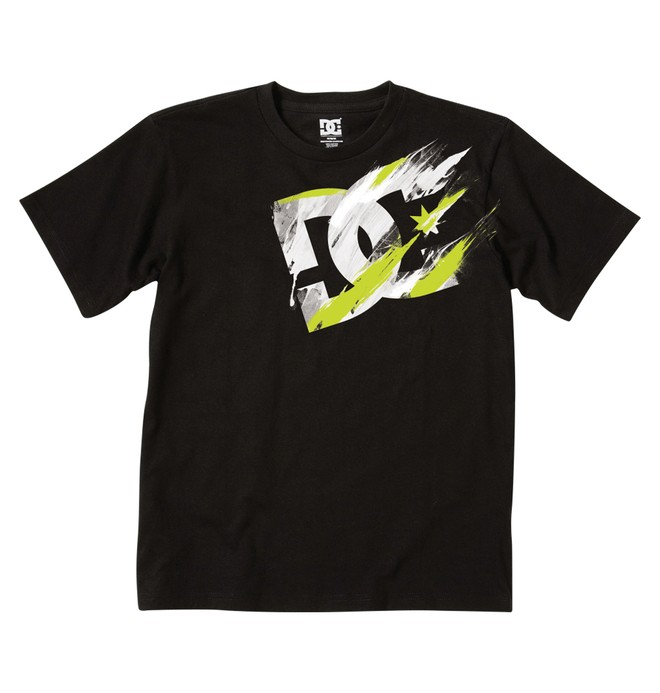0 Kid's Former Tee  K1200074 DC Shoes