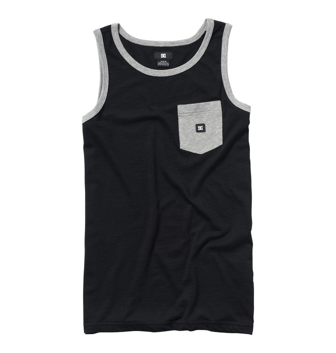 0 Kid's Contra Tank  K1830026 DC Shoes