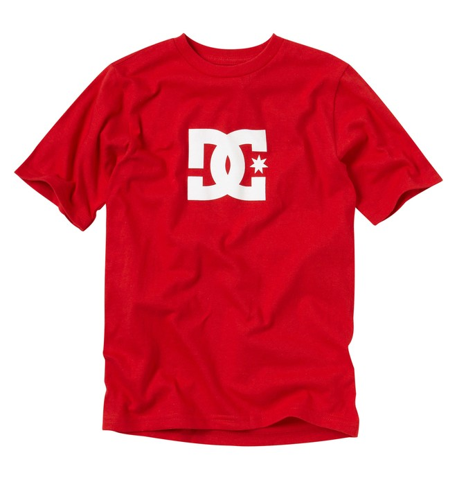 0 Kid's Star Tee  K2200006 DC Shoes