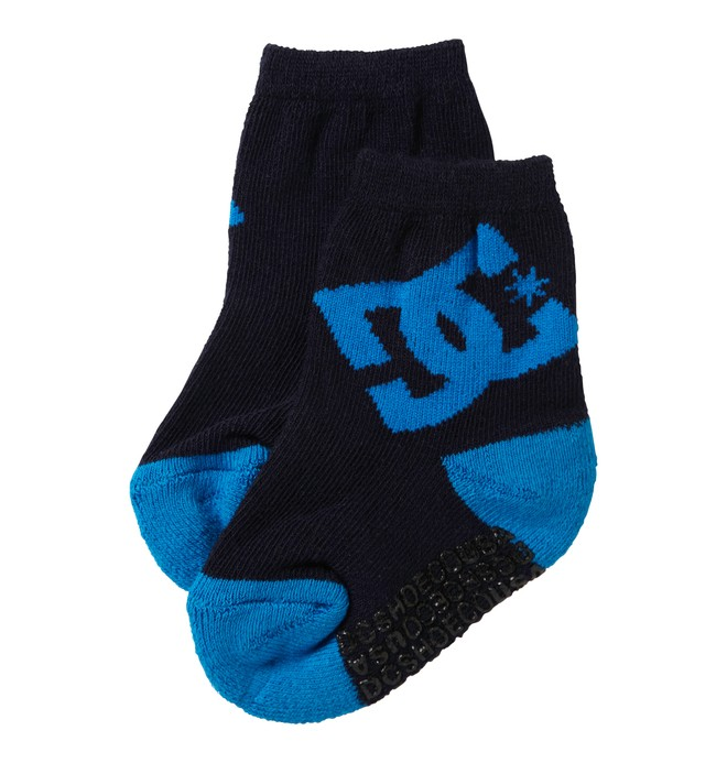 0 Baby's Lifted Crib Socks  K3340006 DC Shoes