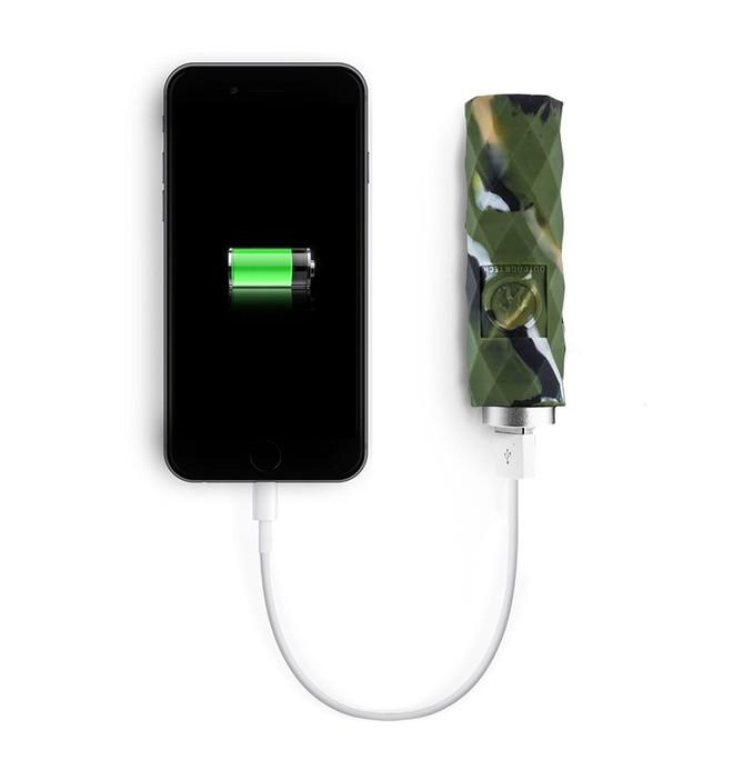 0 Mini Portable USB Charger Green OT1700 DC Shoes