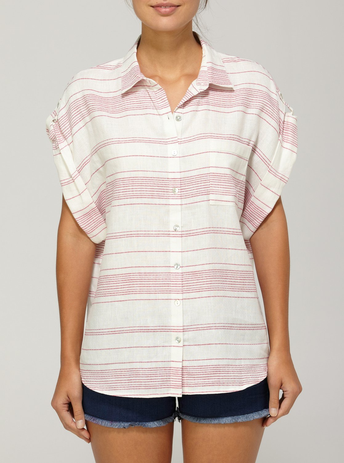 0 QSW Hibiscus Blouse 873208 Quiksilver f5f6faf6004d4