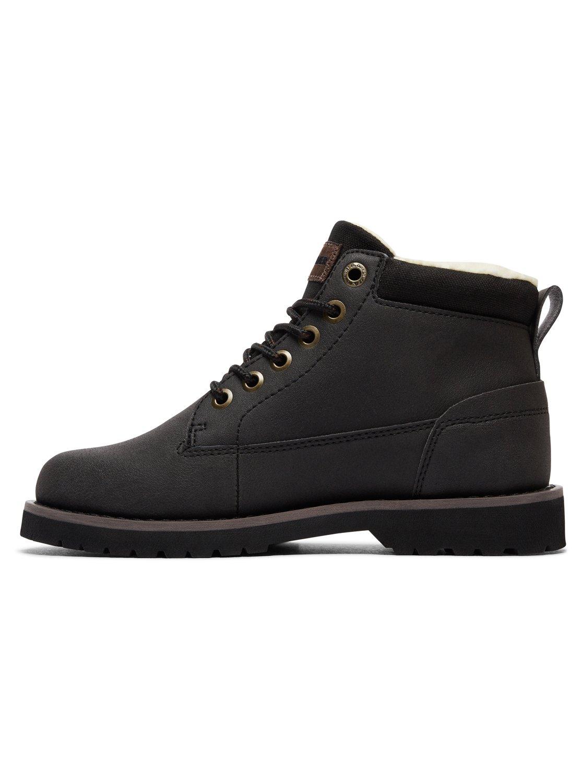 Chaussures Quiksilver Jax noires Casual homme
