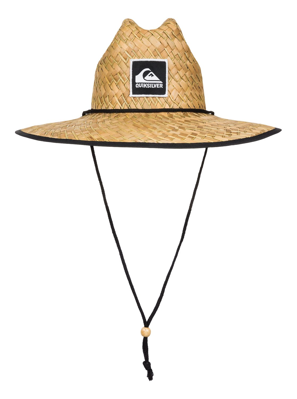 Boys 8-16 Outsider Straw Hat AQBHA03101 | Quiksilver