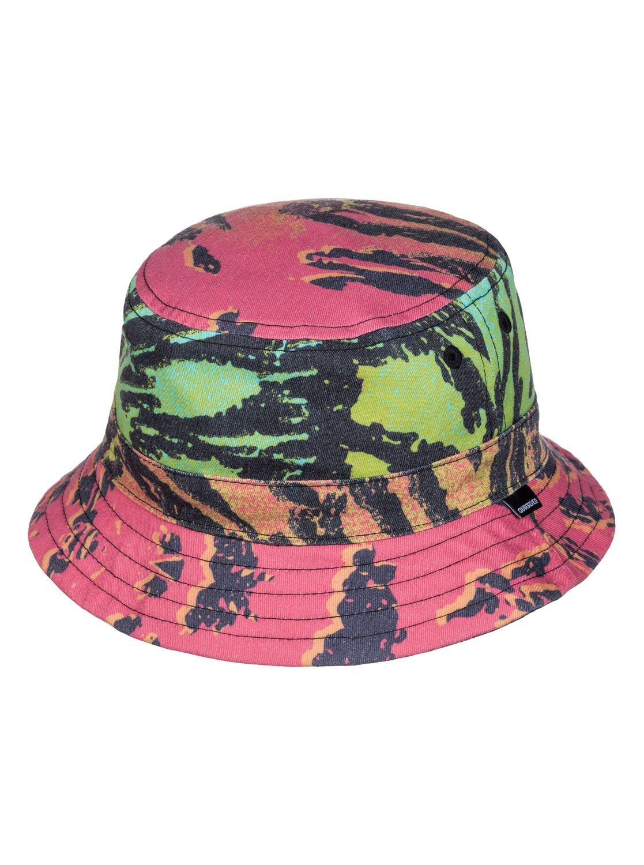 0 Mystery Bucket - Bucket Hat Pink AQBHA03139 Quiksilver 645df5fe67