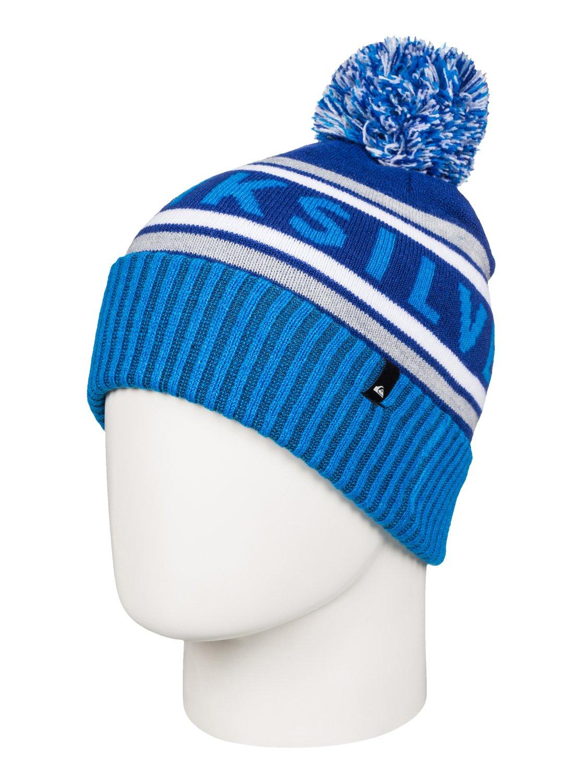 442dbf9058d 0 Boy s 8-16 Spillage Bobble Hat AQBHA03181 Quiksilver