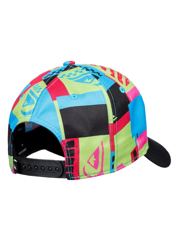 Quiksilver™ City Blocker - Snapback Cap for Boys 8-16 AQBHA03336  b268c9f1df5