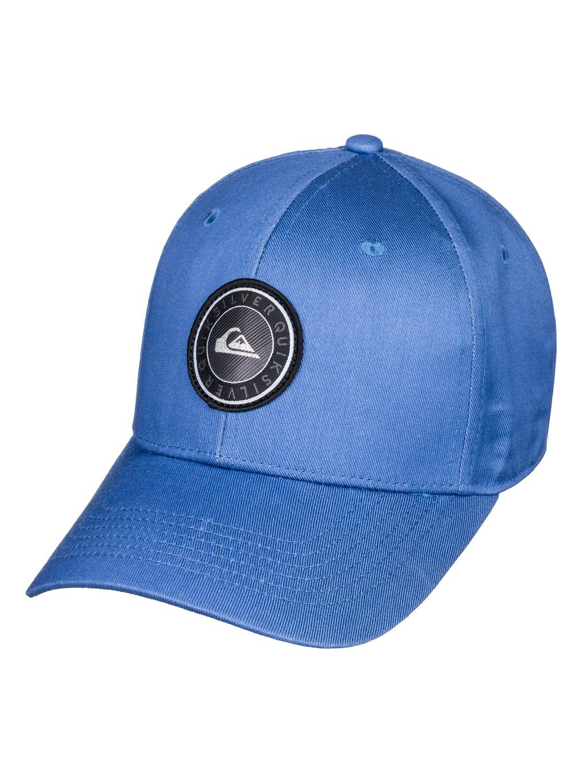 e38e1f39c6bf7 0 Decades Plus - Snapback Cap for Boys 8-16 Blue AQBHA03357 Quiksilver