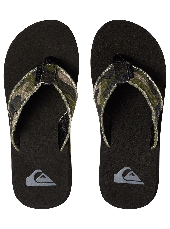 ae1cc8ed4d87 3 Monkey Abyss - Sandals Green AQBL100010 Quiksilver