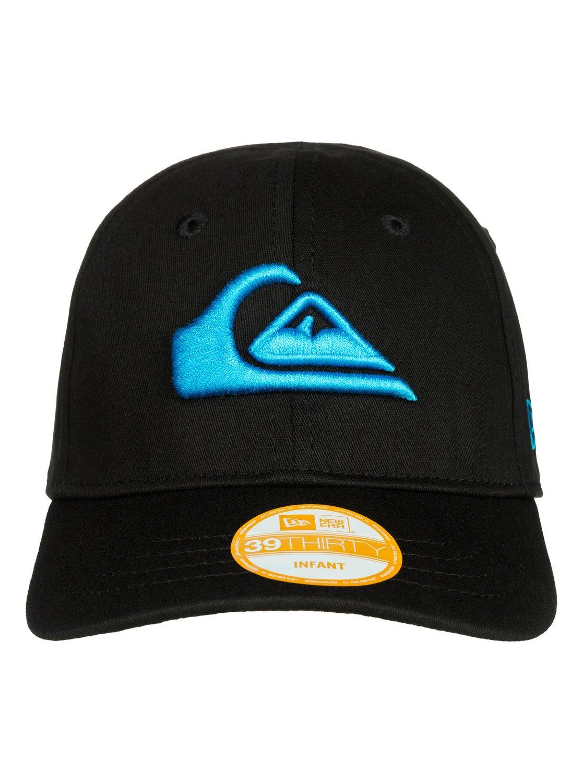 00a17eec6c3 1 Baby Mountain   Wave New Era Hat AQIHA03016 Quiksilver