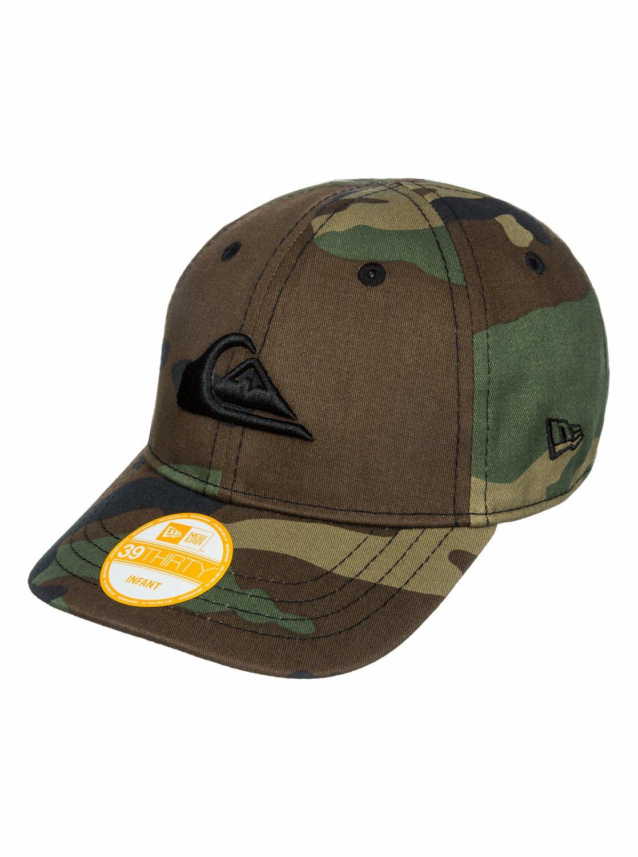 3707129bafd 0 Baby Mountain   Wave New Era Hat AQIHA03020 Quiksilver