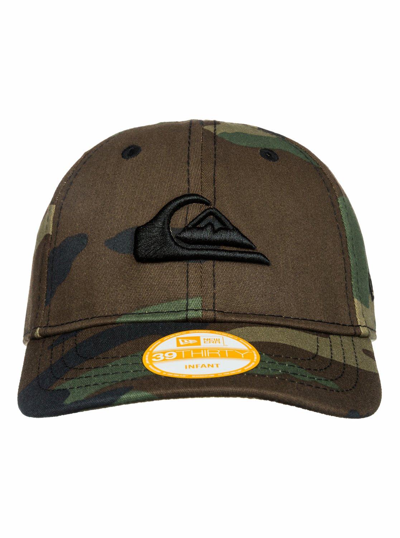 dd73e7f0e1e 1 Baby Mountain   Wave New Era Hat AQIHA03020 Quiksilver
