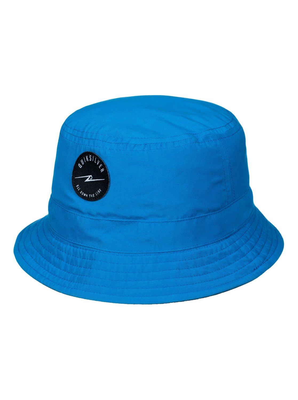 7125da23c9a switzerland quiksilver real gel bucket hat baby boys one size blue d0a8d  bb92b  canada 1 boys 2 7 buckateer reversible bucket hat aqkha03059  quiksilver ...