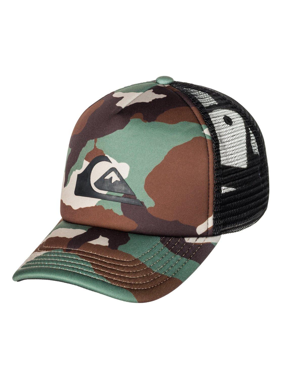 9917c1556 inexpensive quiksilver camo trucker hat b29ac 1b8b0