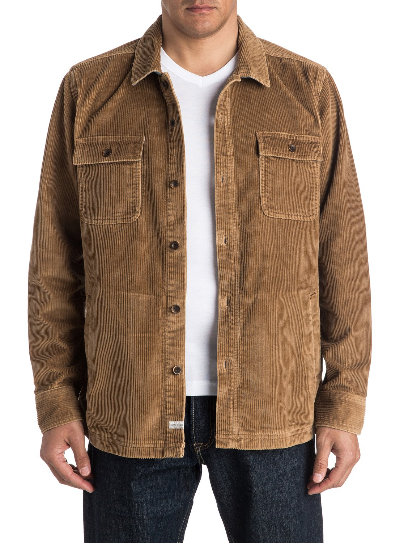 Quicksilver cord jacket