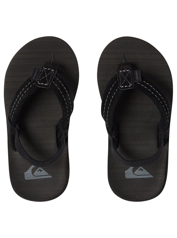 4bbcc90702db 2 Carver Suede Leather Sandals Multicolor AQTL100057 Quiksilver