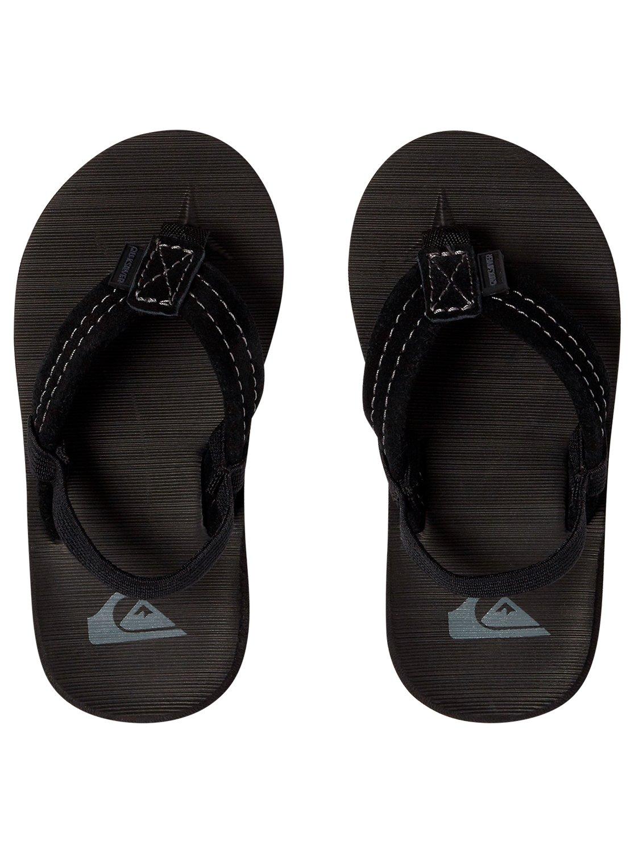 2e35bb1f64e9 3 Carver Suede Leather Sandals Multicolor AQTL100057 Quiksilver