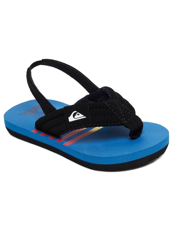 2 Backstrap Quiksilver 7 Sandals Molokai Layback AQTL100059 Boy's AdHZwqw
