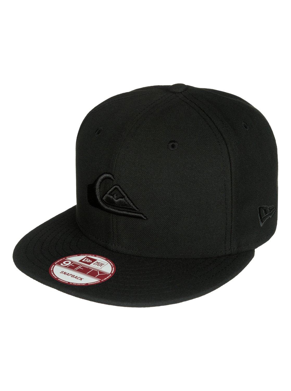 0 Take New Era Snapback Hat AQYHA03208 Quiksilver 98cd1c8a359