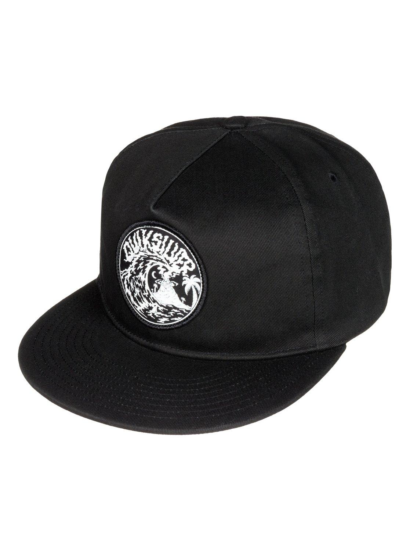 0 Ritual Snapback Hat AQYHA03304 Quiksilver df5f30dbbf0
