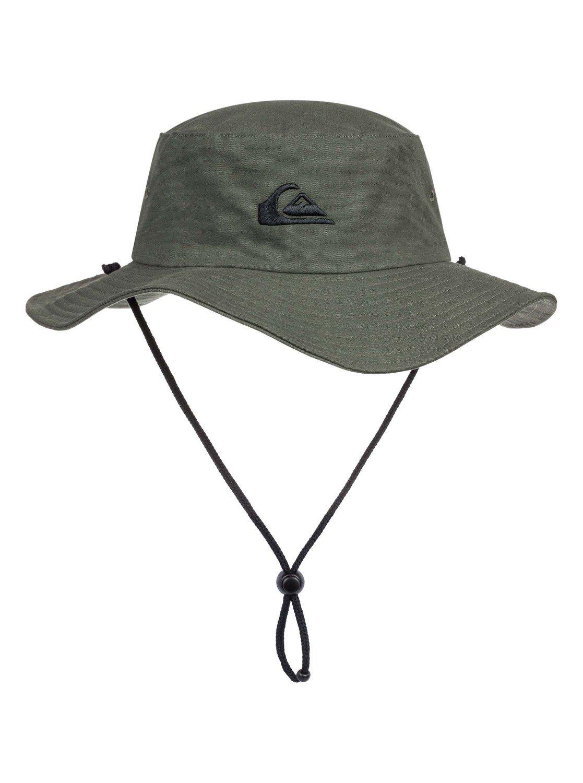 f3e64edc077423 ... usa quiksilver bushmaster safari hat aqyha03314 fdc54 c9c4b