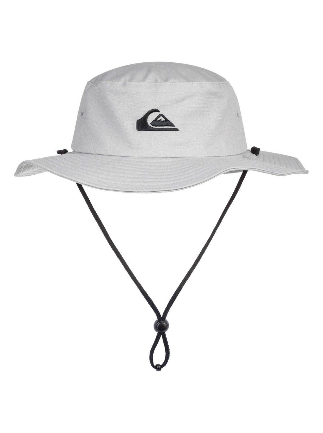 3b3649127e96f ... cheapest quiksilver bushmaster safari hat aqyha03314 steeple grey.  about this product. picture 1 of