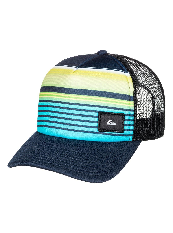 953f456d6a1 0 Vertson Trucker Hat AQYHA03346 Quiksilver