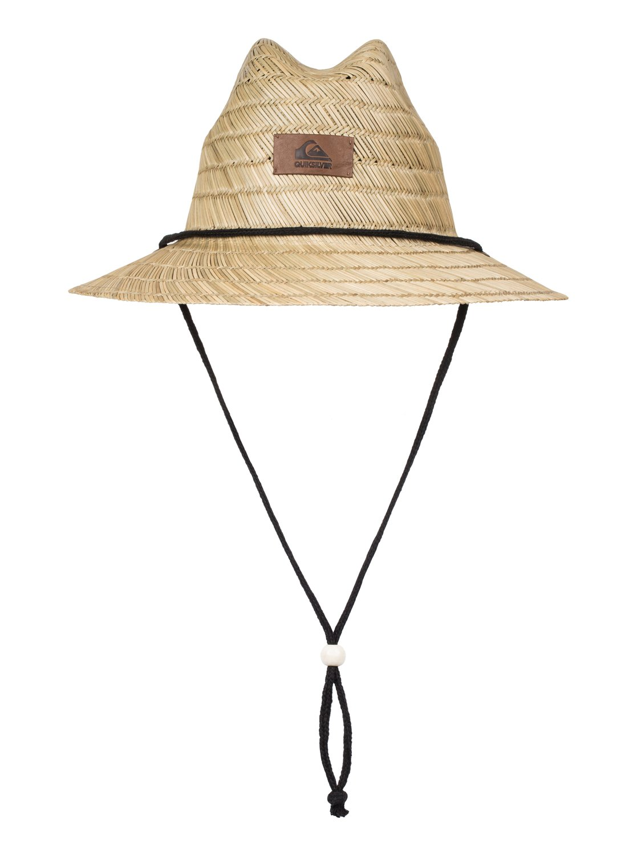 ed436a6e0b8 0 Beach Side Straw Hat AQYHA03414 Quiksilver
