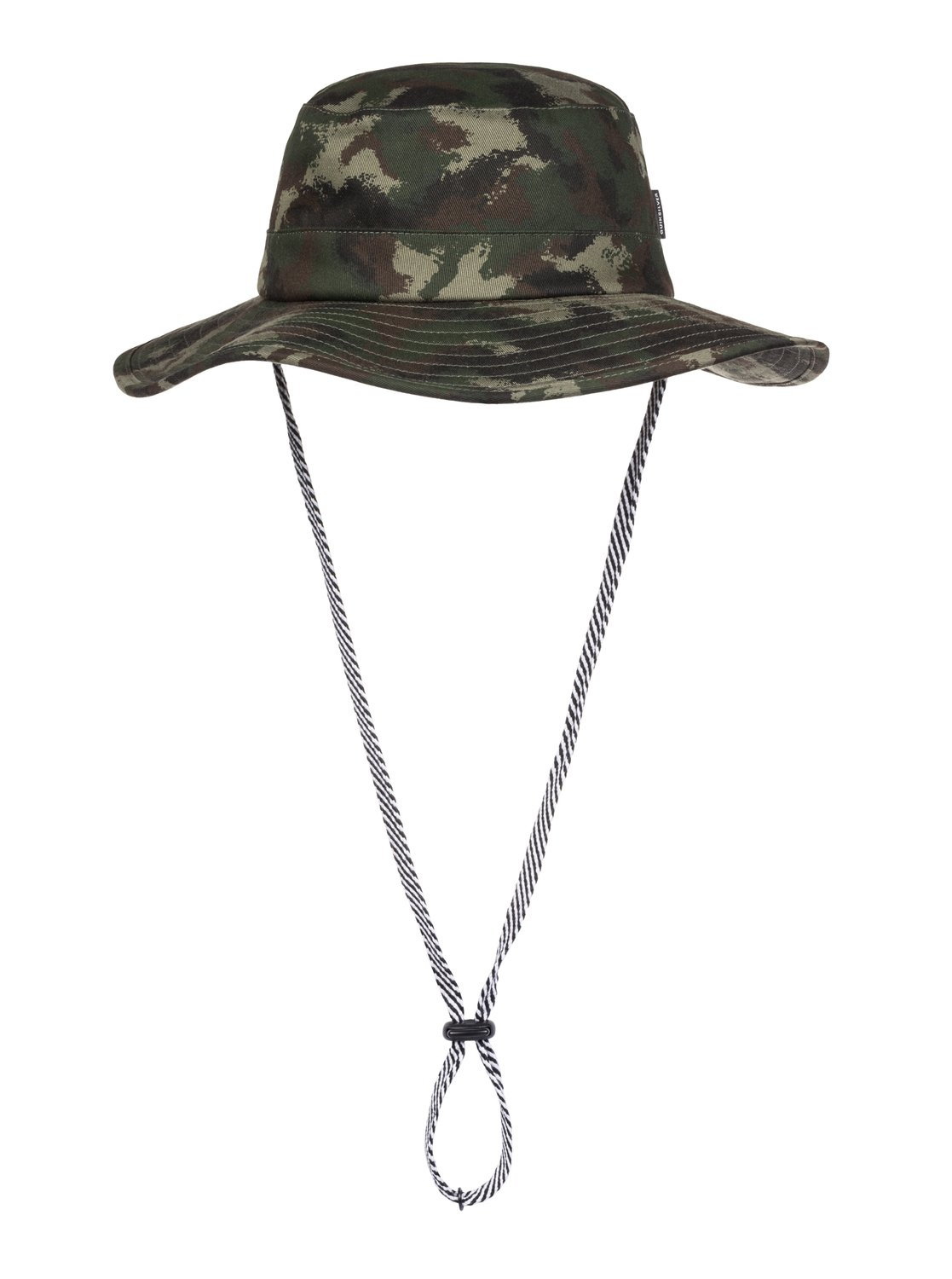 0 Commotion Bucket Hat Brown AQYHA03493 Quiksilver 46cc46ff7a4