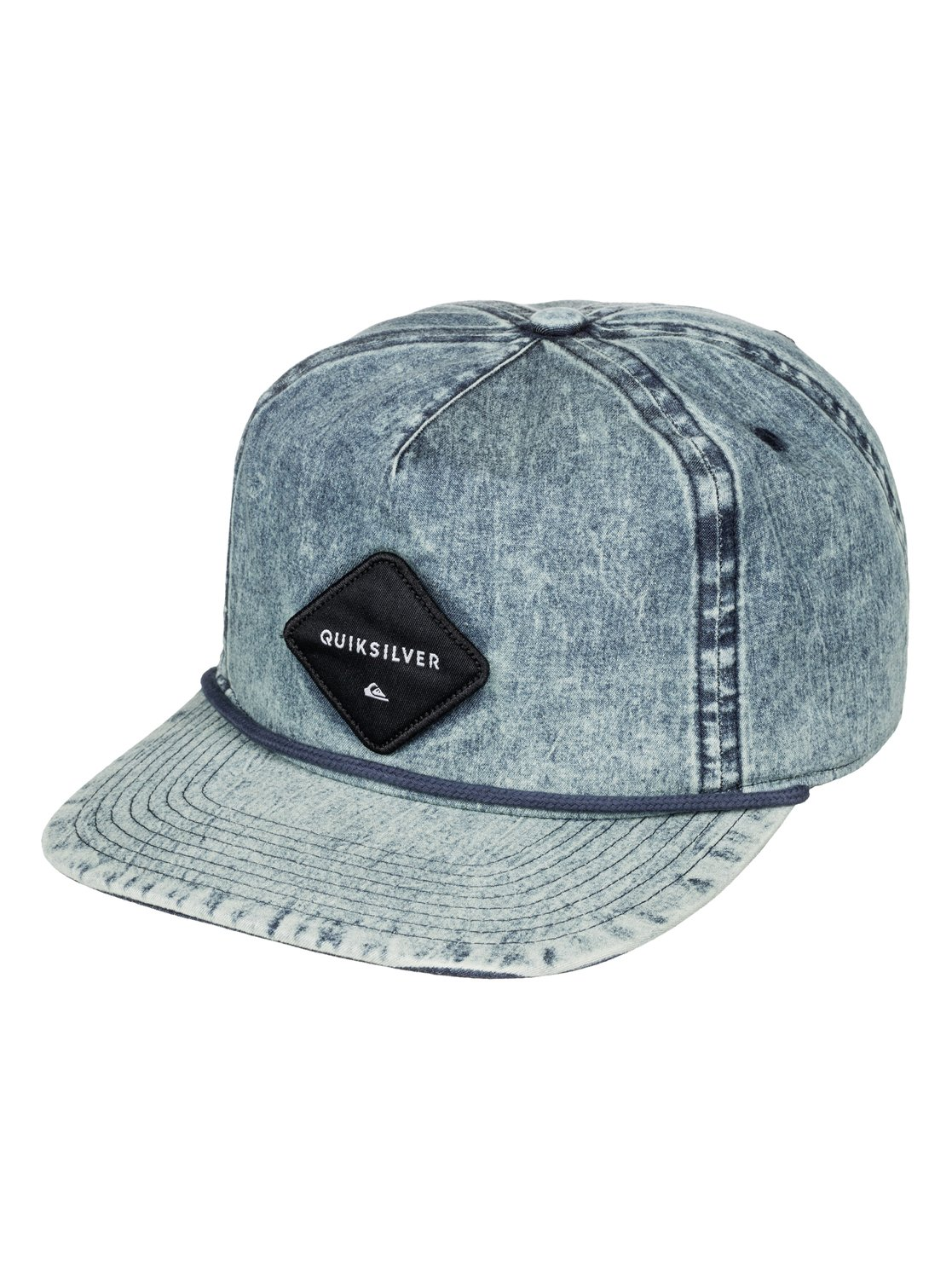 d9fedbcd clearance quiksilver country snapback cap 30150 c3a71