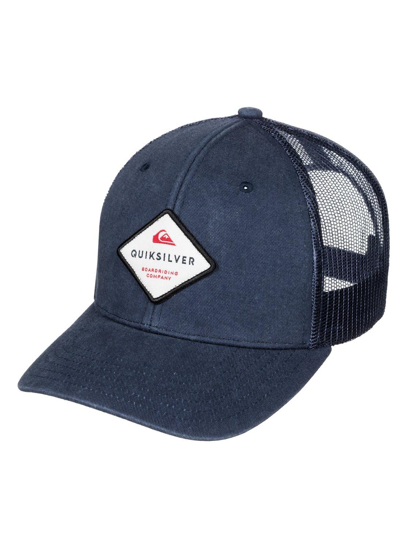 0 Lasting Trucker Hat AQYHA03531 Quiksilver 6ccc91197c8