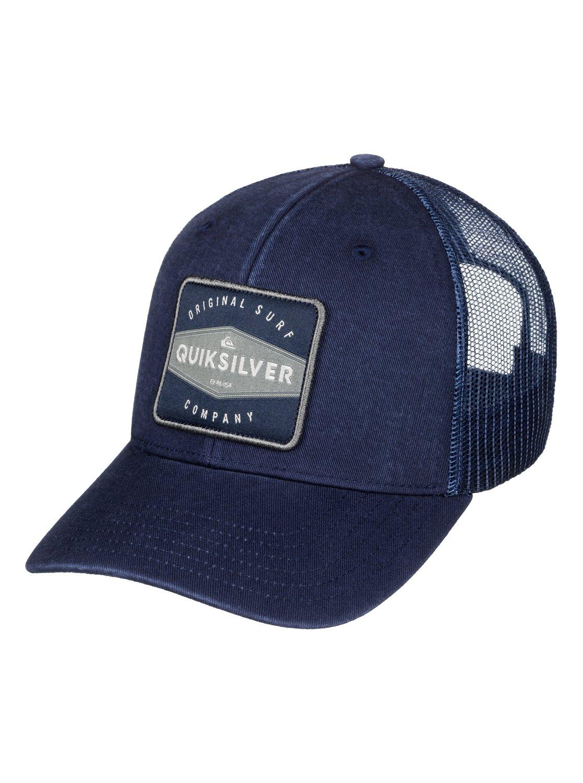 factory price 1ff26 4e369 ... coupon for 0 destril trucker cap aqyha03689 quiksilver 18540 7fbce