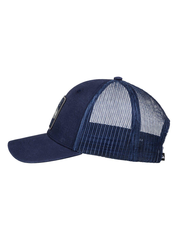 quality design f0e88 759e7 ... amazon 2 destril trucker cap aqyha03689 quiksilver 5bcf5 72359