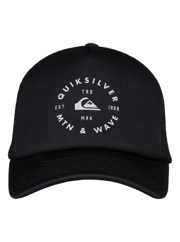 8456e9a4a4c 1 Foamblast Trucker Hat AQYHA03717 Quiksilver