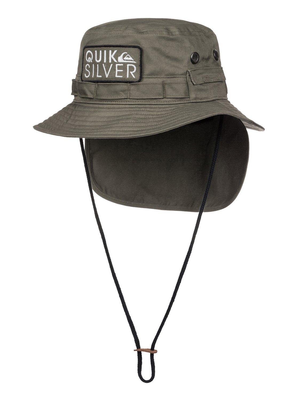 1 Shields Boonie Bush Hat AQYHA03735 Quiksilver 018481cf908