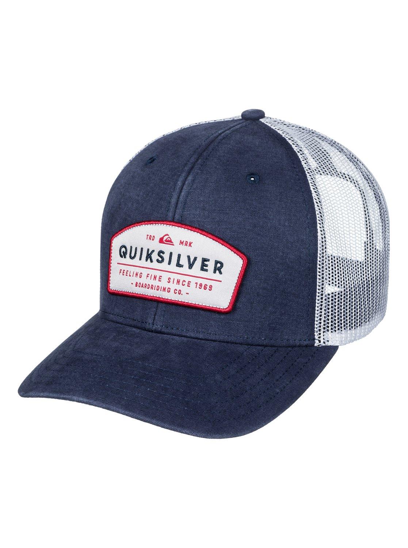 0 Souper - Trucker Cap AQYHA03772 Quiksilver 466102ff28c