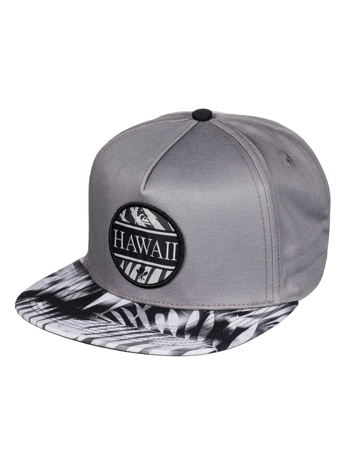 cheap for discount 31b84 dbfa8 ... promo code for image is loading quiksilver highwater snapback hat men  one size black 64a33 ab183 cheapest new ...