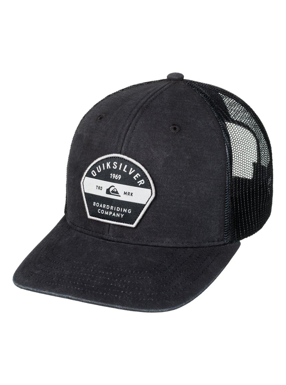 09074966bc3 0 Silver Lining Trucker Hat AQYHA03845 Quiksilver