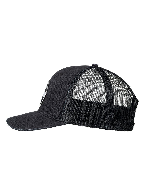 108bdf1db3e 1 Silver Lining Trucker Hat AQYHA03845 Quiksilver