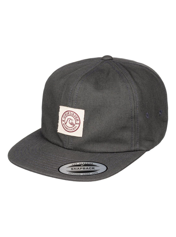 0 Original Snapback Hat AQYHA03873 Quiksilver 19ae787777a