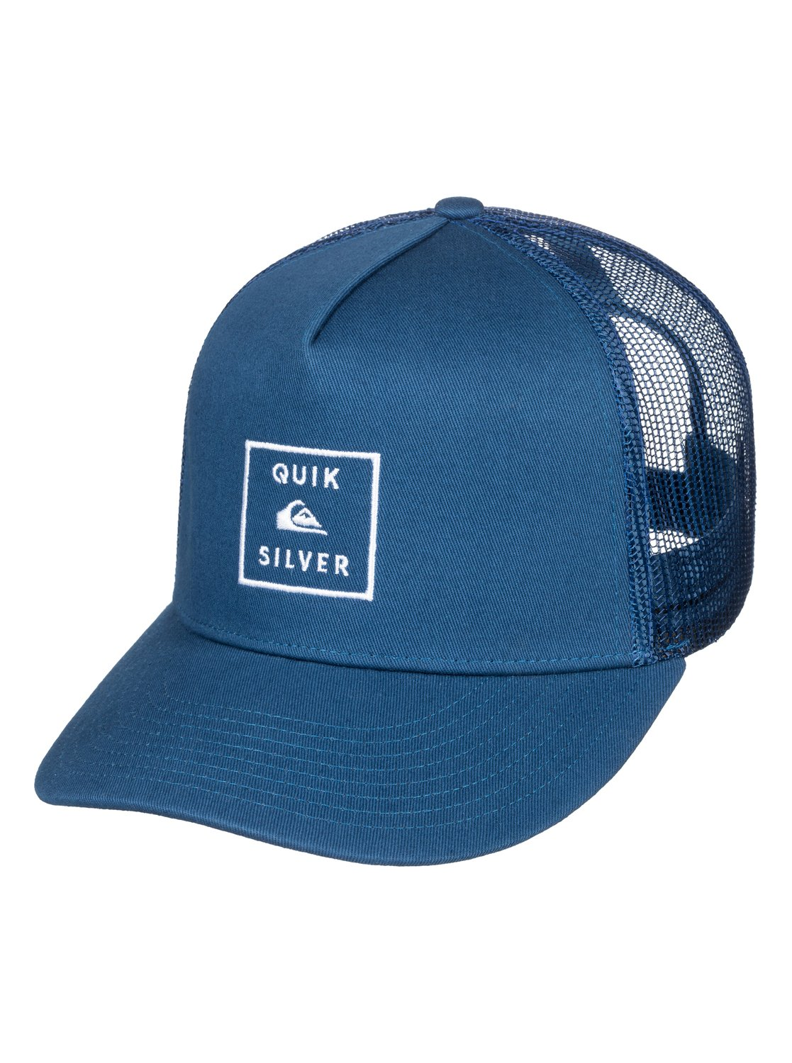 sale retailer 7fb0c 7beed ... hot 0 clipster snapback hat blue aqyha04220 quiksilver 36180 f49e6