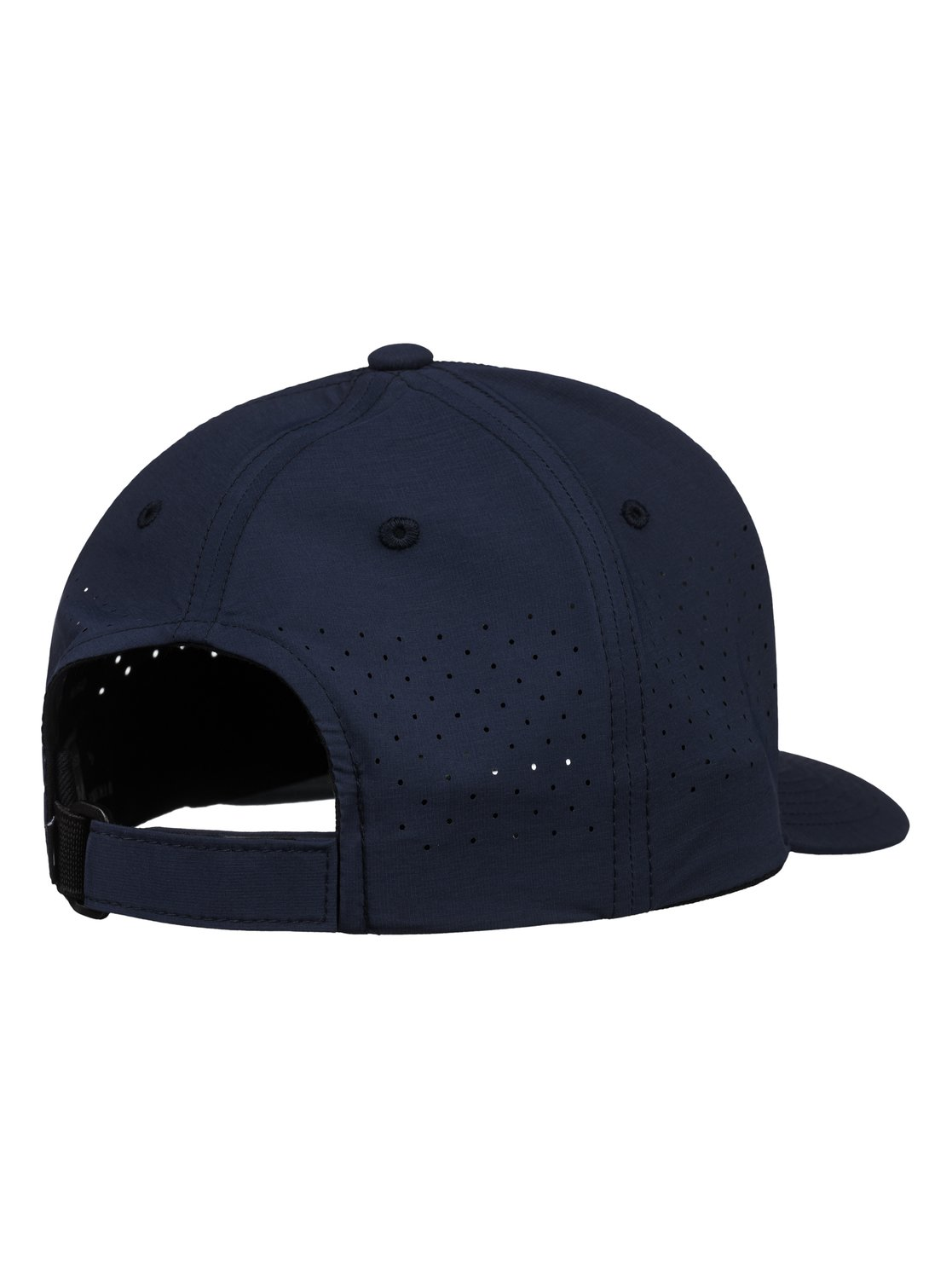 36eedda6504 2 Adapted - Amphibian Strapback Cap for Men Blue AQYHA04295 Quiksilver