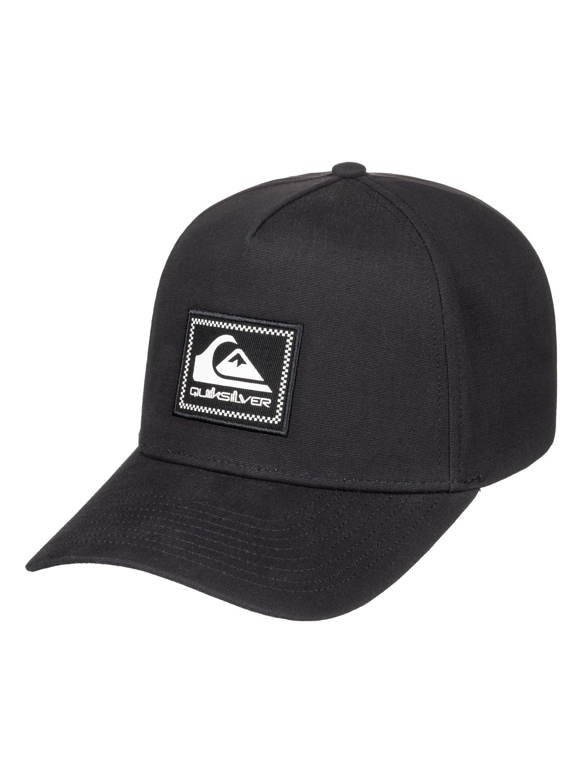 0 Tommy Momma Snapback Hat Black AQYHA04312 Quiksilver beb4178d2bf
