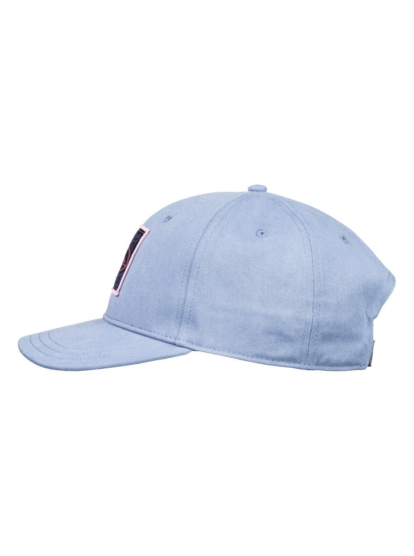 1 Dorry - Gorra con Ajuste Posterior a Presión para Hombre Azul AQYHA04323  Quiksilver 9bc984657b7