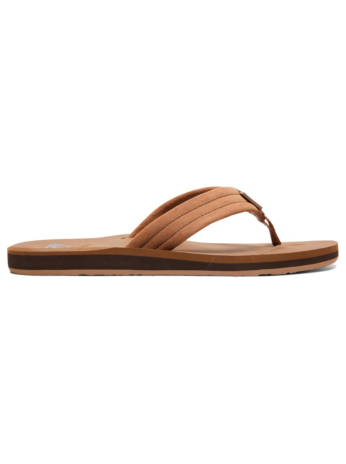 Carver Leather Sandals 888256778566 Quiksilver
