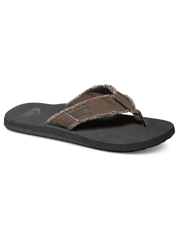 217c9400b8b0 0 Monkey Abyss - Sandals for Men Brown AQYL100047 Quiksilver