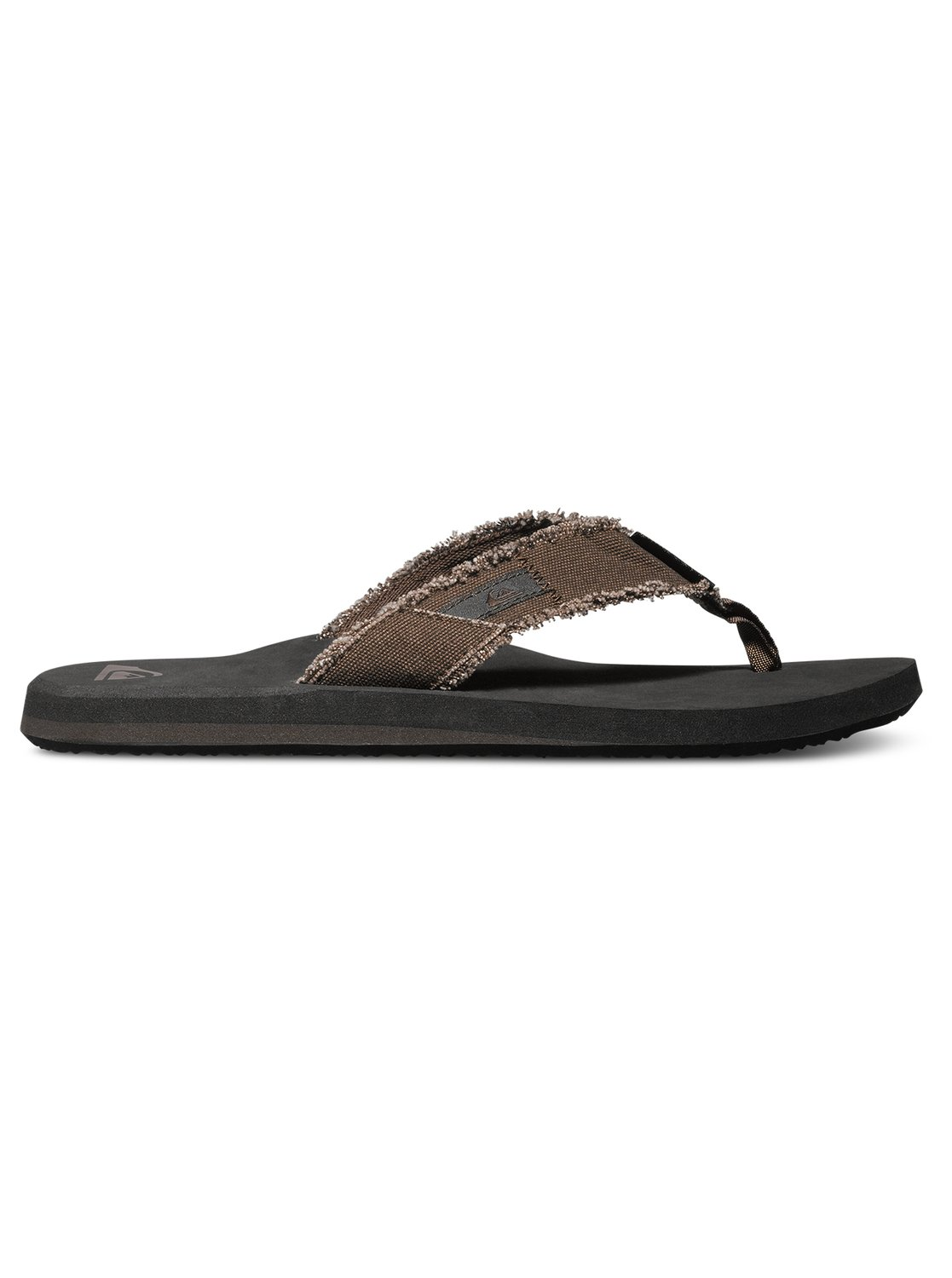 99f7379fe31a 2 Monkey Abyss - Sandals for Men Brown AQYL100047 Quiksilver