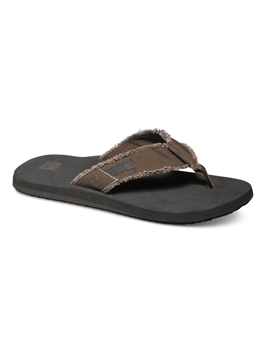 2eafcff02748 1 Monkey Abyss - Sandals for Men Brown AQYL100047 Quiksilver