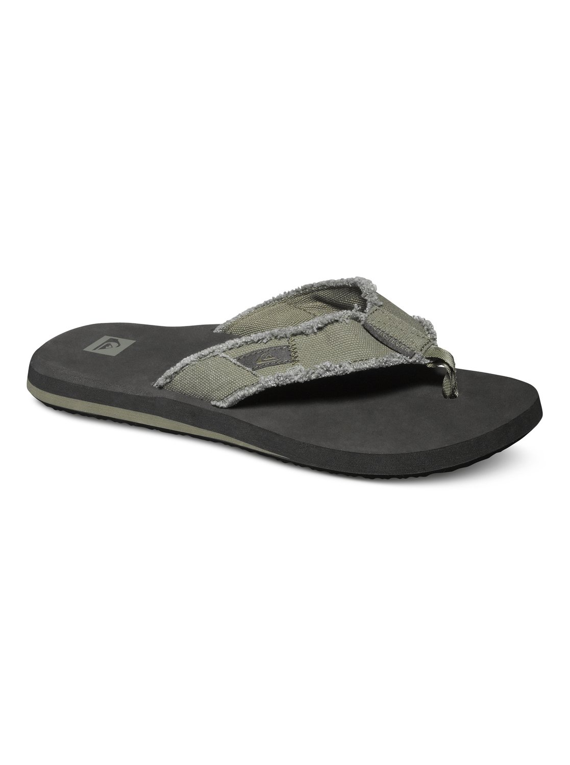 c33aac10068797 1 Monkey Abyss Sandals Green AQYL100047 Quiksilver